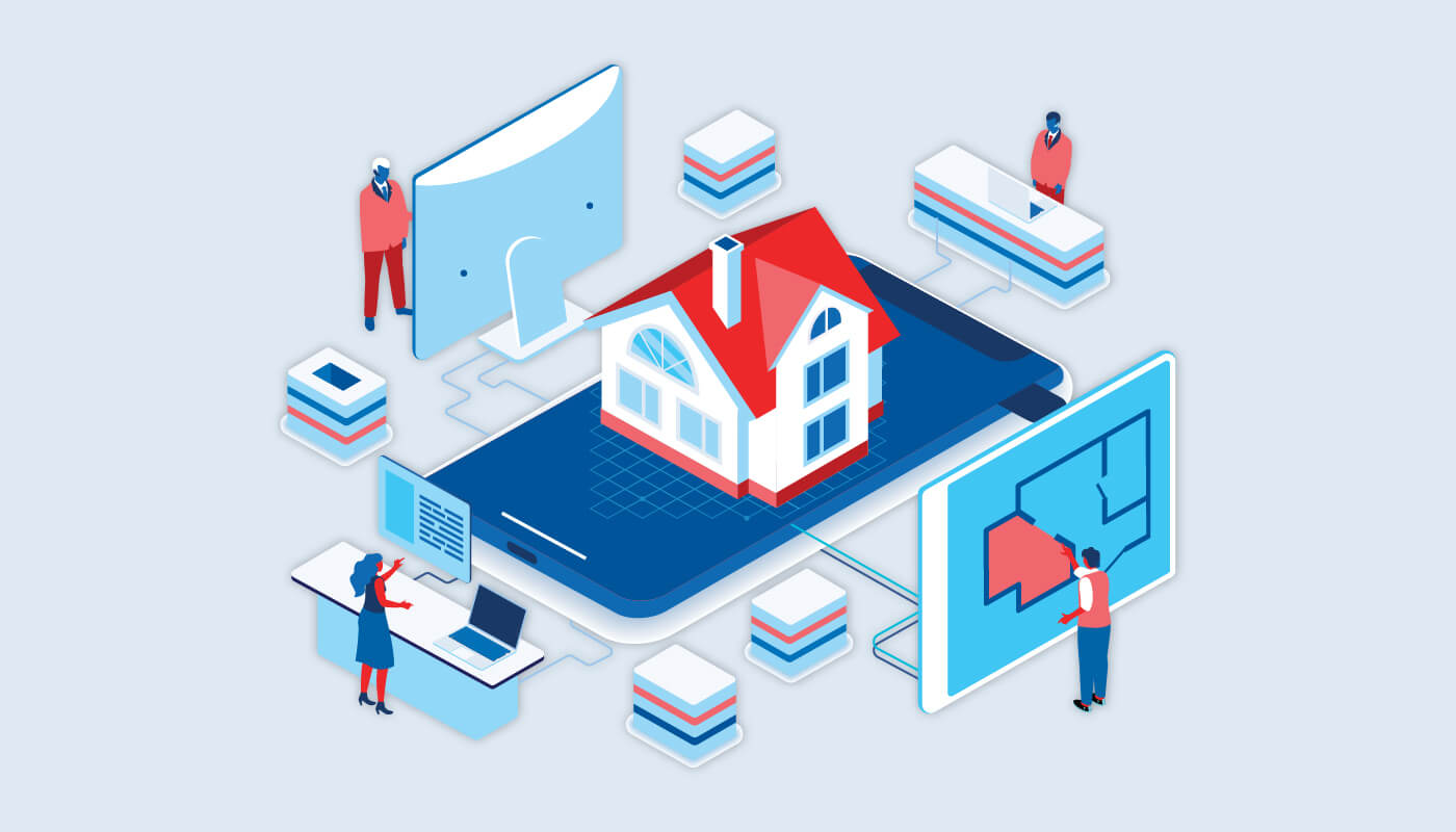 Digitization of the mortgage industry | inflooens
